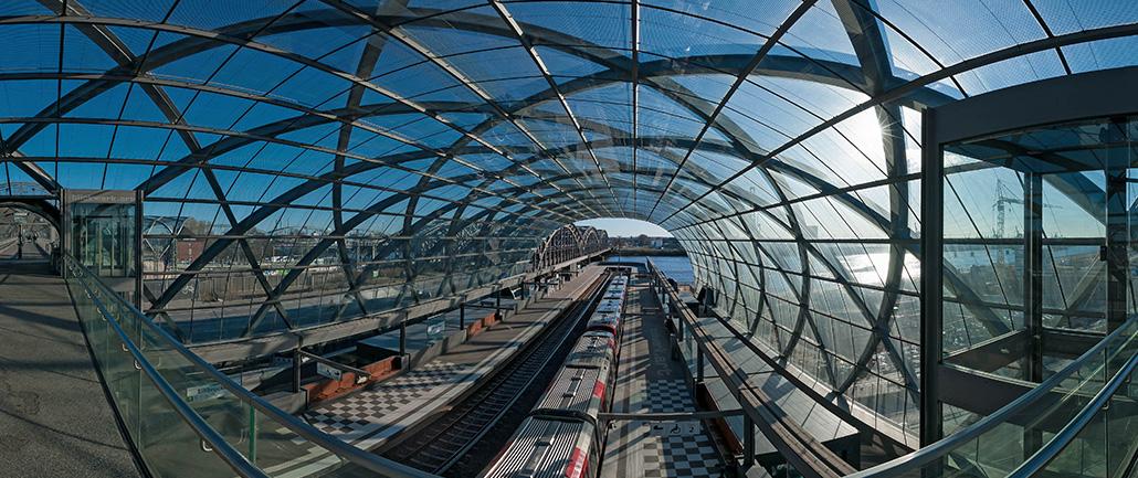 U-Bahn Elbbrücke HafenCity