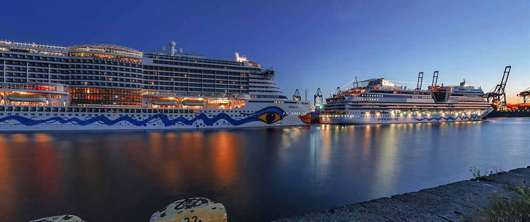 Cruise Center Hamburg, Bernhard Maas Fotografie